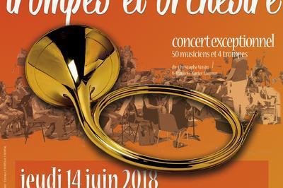 Concert Trompes et orchestre baroque à Bordeaux