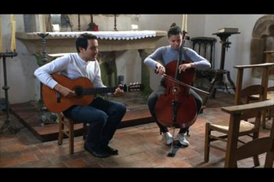 Concert : Vita Peterlin, Khalil, Henri Lucchesi En Concert à Montourtier