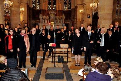 Concert Vivaldi - Caldara à Mery sur Oise