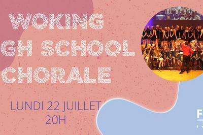 Concert Woking High School à Paris 14ème
