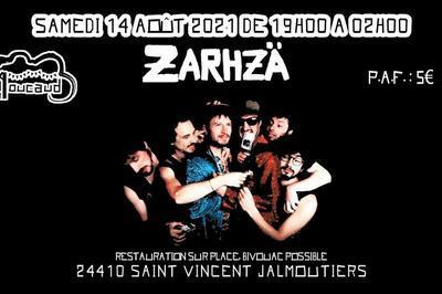 Concert Zarhzä à Saint Vincent Jalmoutiers