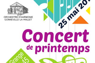 Concert de Printemps 2018 à Saint Aubin Routot