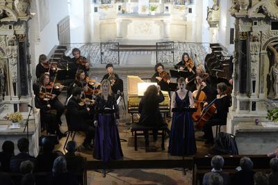 Concerto Dolorosa De L'ensemble Instrumental De La Mayenne à Bonchamp les Laval