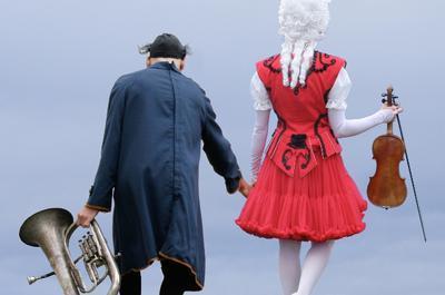 Concerto pour deux clowns à Elancourt