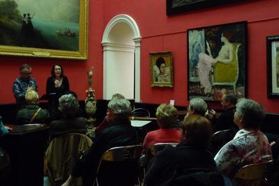 Concerts Au Musée Municipal Des Beaux-arts De Bernay