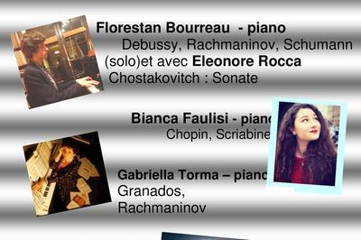 Concerts De Piano à Paris 5ème