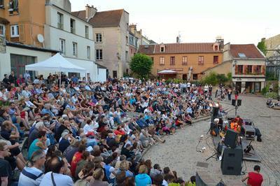 Concerts Sur La Place à Pontoise