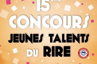 Concours Jeunes Talents Du Rire à Vervins