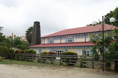 Conférence À L'ecomusée De Martinique à Riviere Pilote