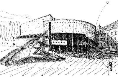 Conférence Brunch Avec La Maison De L'architecture De Savoie à Chambery