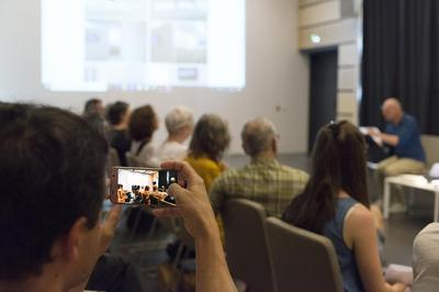 Conférence de sensibilisation à l'art contemporain #5 à Besancon
