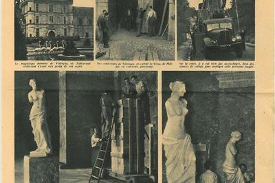 Conférence Du Louvre à Valençay (1939-1946) : Mythes Et Réalités à Valencay
