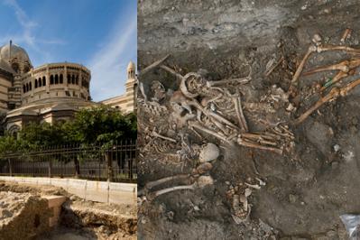 La Peste À Marseille: Au Croisement Des Sources Historiques Et Des Témoins Archéologiques