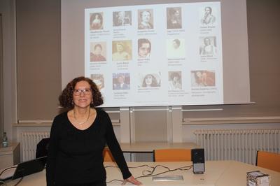 Conférence Femmes Remarquables De L'isère Par Brigitte Périllié à Voiron