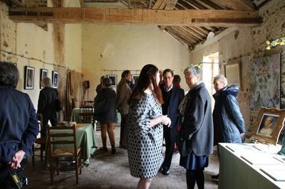 Conférence Le Moulin De La Bellassière Et Madame De Pompadour à Crecy Couve