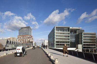 Conférence Les Franchissements De L'ile Seguin à Boulogne Billancourt