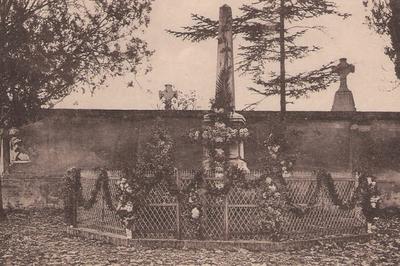 Conférence Les Monuments Aux Morts : Dimensions Mémorielle, Patrimoniale Et Citoyenne (centenaire De L'armistice De La 1ère Guerre Mondiale) à Paulhac