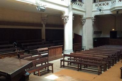 Conférence Protestantisme Et éducation : Approche Pédagogique Par Michel Barlow à Lyon