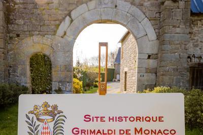 Conférence Site Historique Grimaldi De Monaco à Percy