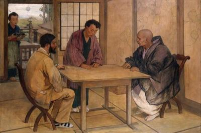 Conférence Sur Félix Regamey, Portraitiste De Pasteur Et Amateur Du Japon à Dole