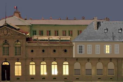 Conférence Sur L'histoire De L'hôtel De Ville De Nancy