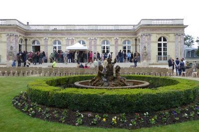 Conférence Sur Le Palais Rose à Le Vesinet