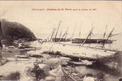Conférence Sur Le Thème État Des Lieux De La Recherche En Archéologie Maritime À Saint-pierre De La Martinique à Saint Pierre