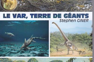 Conférence Sur Les Dinosaures Et Les Animaux Préhistoriques De Provence à La Garde