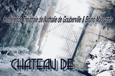 Conférence Théâtrale : Le Fantôme De Rochambeau à Thore la Rochette