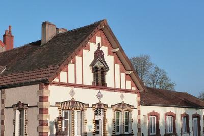 Confiturerie Artisanale Dans L'ancienne Tuilerie Perrusson à Saint Leger sur Dheune