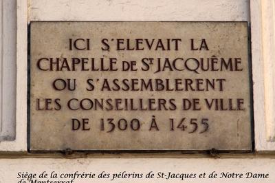 Confrérie Lyonnaise Des Pèlerins De St Jacques De Compostelle