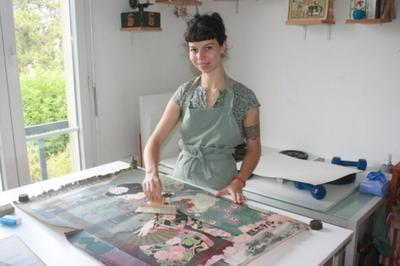 Conservation-restaurarion Des Arts Graphiques - Atelier Colophane à Vaureal