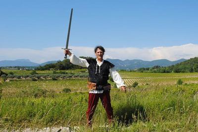 Conte Mythologique Coquins De Dieux à Vaison la Romaine