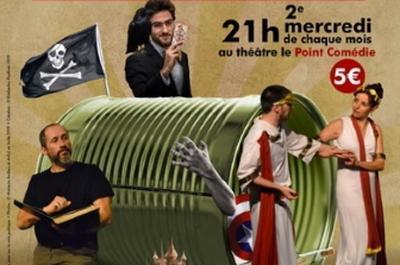 Contes en boite à Montpellier