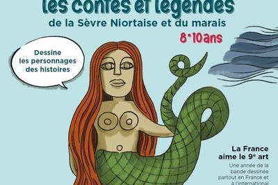 Contes Et Légendes De La Sèvre Et Du Marais à Niort