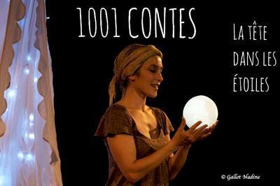 1001 Contes La Tête dans les étoiles à Campbon