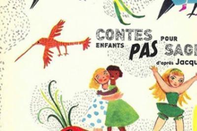 Contes Pour Enfants Pas Sages à Paris 4ème