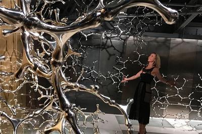 Continua Sphères Ensemble - exposition à Paris 19ème