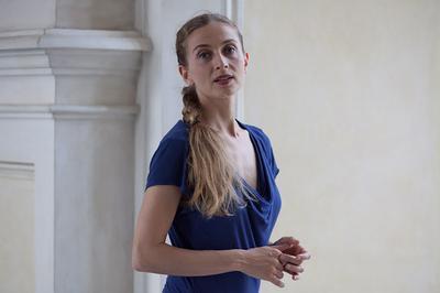 Conversation, Dialogue Ouvert Avec La Danse - Ambra Senatore à Reze