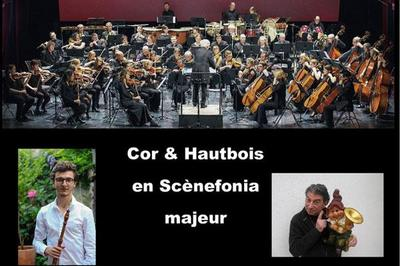 Cor & Hautbois En Scenefonia Majeur à Angers