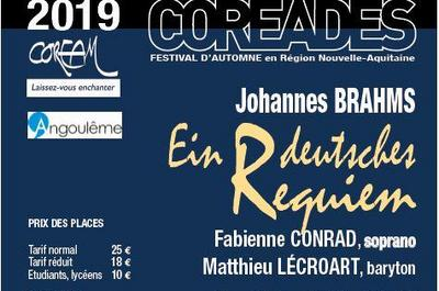 Coréades: Ein Deutsches Requiem à Angouleme