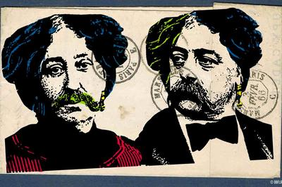Correspondance : George Sand & Gustave Flaubert à Saint Valery en Caux