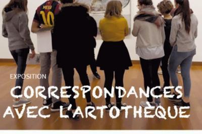 Correspondances Avec L'artothèque à Argentan
