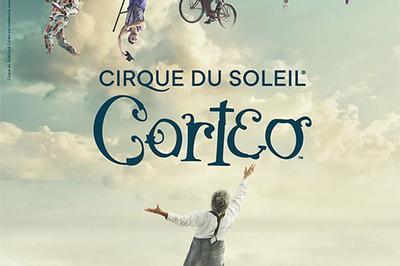 Cortéo - Cirque du Soleil à Montpellier
