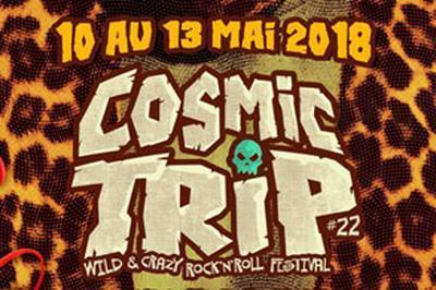 Cosmic Trip Festival - Pass 2 Jours à Bourges