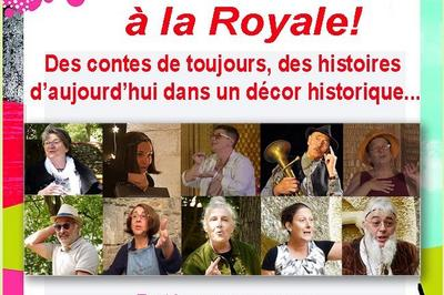 Cosy contes à la Royale ! à La Rochelle