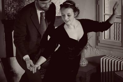 Cotton tail :  danse swing et concert à Marennes