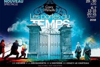 Coucy A La Merveille à Coucy le Chateau Auffrique