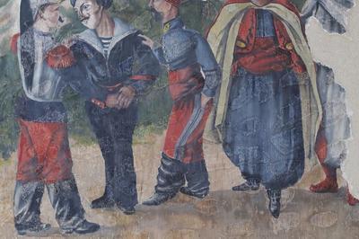 Couleurs, De L'abbaye à La Caserne à Vendome