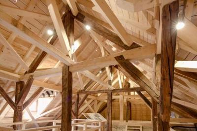 Coulisses : Présentation Commentée Des Combles Restaurées à Annecy